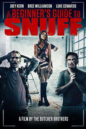 A Beginner's Guide To Snuff, On Demand Movie, Comedy DigitalMovies, Horror