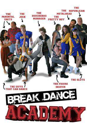 Breakdance Academy, On Demand Movie, Comedy
