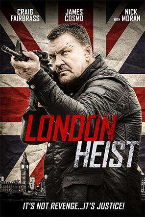London Heist, On Demand Movie, Action