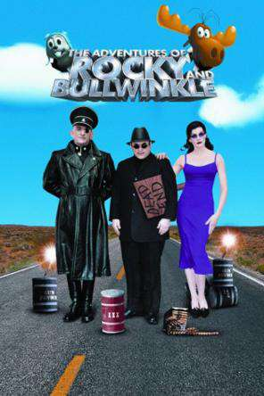 Adventures Of Rocky And Bullwinkle, On Demand Movie, Comedy DigitalMovies, Family