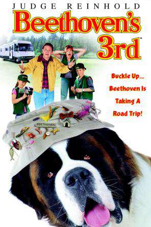 Beethoven's 3rd, On Demand Movie, Comedy DigitalMovies, Family DigitalMovies, Kids