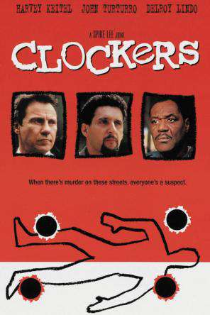 Clockers, On Demand Movie, Drama
