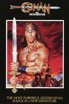 Conan The Destroyer, On Demand Movie, Action DigitalMovies, Adventure DigitalMovies, Sci-Fi & Fantasy DigitalMovies, Fantasy