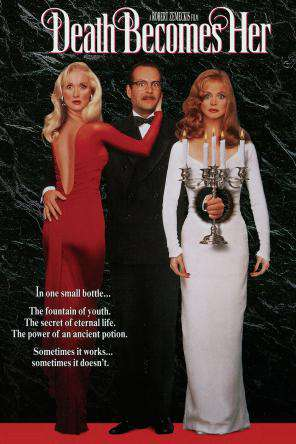 Death Becomes Her, On Demand Movie, Comedy DigitalMovies, Sci-Fi & Fantasy DigitalMovies, Fantasy