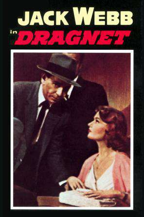 Dragnet (1954), On Demand Movie, Drama DigitalMovies, Thriller & Suspense