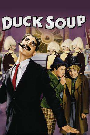 Duck Soup, On Demand Movie, Comedy