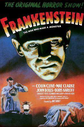 Frankenstein (1931), On Demand Movie, Drama DigitalMovies, Horror DigitalMovies, Sci-Fi & Fantasy DigitalMovies, Thriller & Suspense DigitalMovies, Sci-Fi DigitalMovies, Thriller