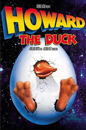 Howard The Duck, On Demand Movie, Adventure DigitalMovies, Comedy DigitalMovies, Family DigitalMovies, Sci-Fi & Fantasy DigitalMovies, Fantasy DigitalMovies, Sci-Fi