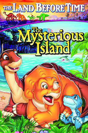 Land Before Time V: The Mysterious Island, On Demand Movie, Animated DigitalMovies, Family DigitalMovies, Kids