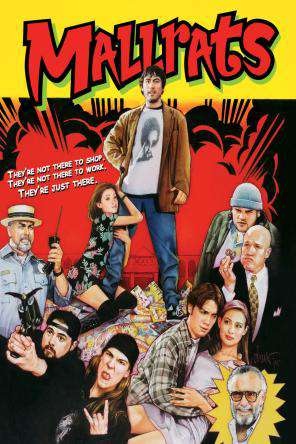 Mallrats, On Demand Movie, Comedy