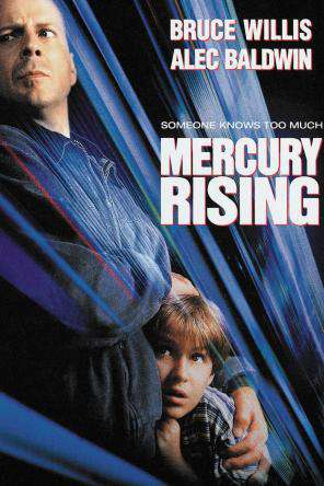 Mercury Rising, On Demand Movie, Action