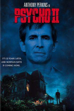 Psycho II, On Demand Movie, Horror