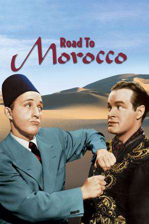 Road To Morocco, On Demand Movie, Action DigitalMovies, Comedy