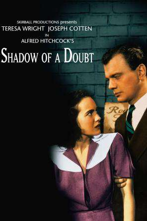 Shadow Of A Doubt (1943), On Demand Movie, Thriller & Suspense DigitalMovies, Suspense DigitalMovies, Thriller