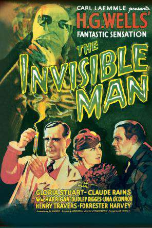 The Invisible Man, On Demand Movie, Horror DigitalMovies, Sci-Fi & Fantasy DigitalMovies, Sci-Fi