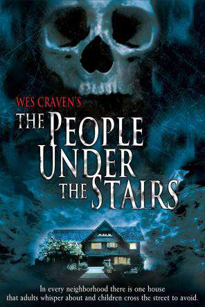 The People Under The Stairs, On Demand Movie, Horror