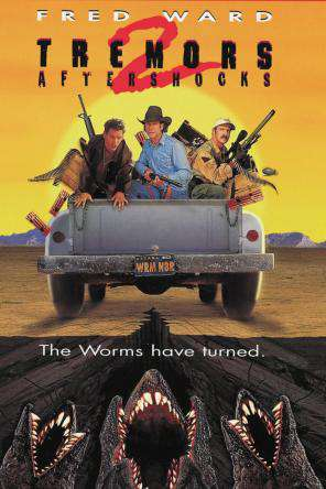 Tremors 2: Aftershocks, On Demand Movie, Action