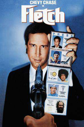 Fletch, On Demand Movie, Comedy DigitalMovies, Thriller & Suspense DigitalMovies, Thriller