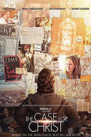 The Case For Christ, On Demand Movie, Drama DigitalMovies, Family
