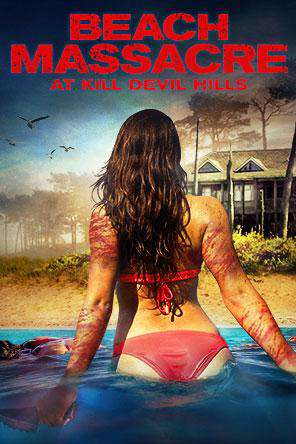 Beach Massacre at Kill Devil Hills, Movie on DVD, Horror