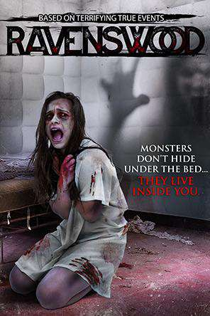 Ravenswood, Movie on DVD, Horror