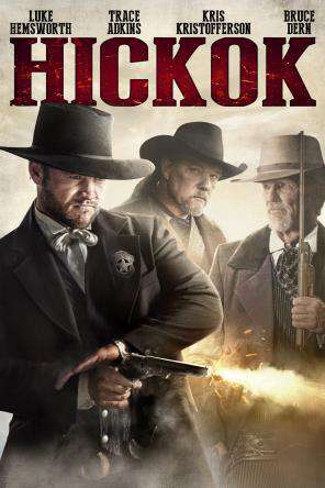 Hickok, Movie on DVD, Action Movies, Adventure