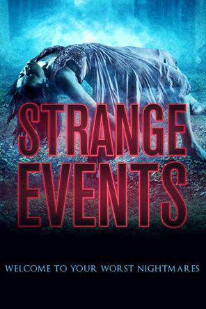 Strange Events, Movie on DVD, Sci-Fi & Fantasy Movies, Action