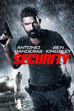 Security, Movie on DVD, Action