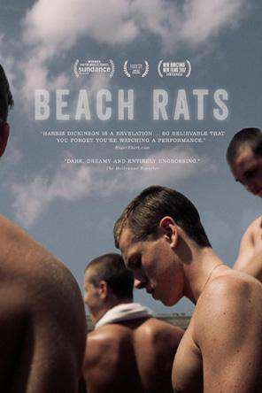 Beach Rats, Movie on DVD, Drama
