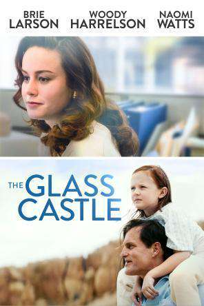 The Glass Castle, Movie on DVD, Drama