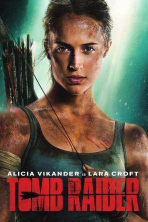 Tomb Raider (2018), Movie on DVD, Action Movies, Sci-Fi & Fantasy