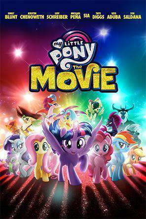 My Little Pony (2017), On Demand Movie, Animated DigitalMovies, Family