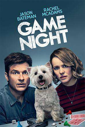 Game Night, On Demand Movie, Comedy