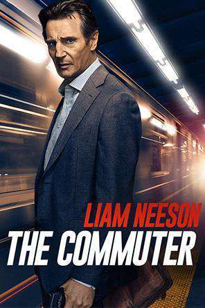 The Commuter, Movie on DVD, Action Movies, Adventure
