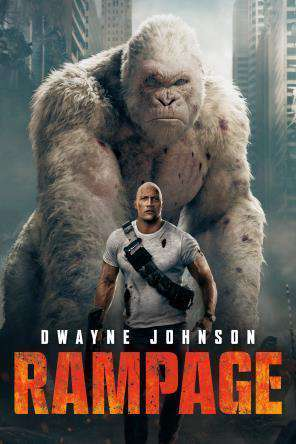 Rampage, Movie on BluRay, Action
