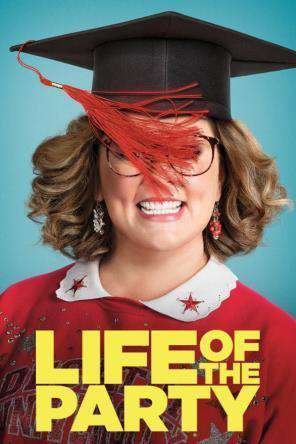 Life of the Party, Movie on DVD, Comedy