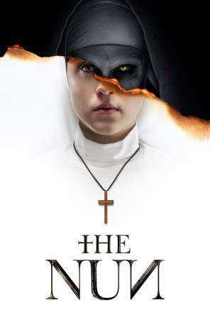 The Nun, Movie on BluRay, Horror