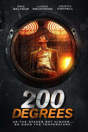 200 Degrees, Movie on DVD, Horror