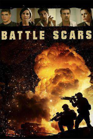 Battle Scars, Movie on DVD, Action