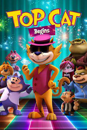 Top Cat Begins, Movie on DVD, Family Movies, Kids