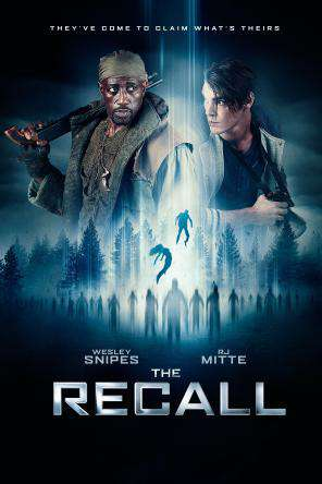 The Recall, Movie on DVD, Action Movies, Sci-Fi & Fantasy