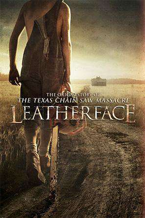 Leatherface, Movie on DVD, Horror