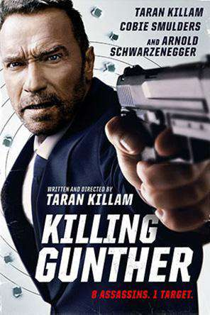 Killing Gunther, Movie on DVD, Comedy
