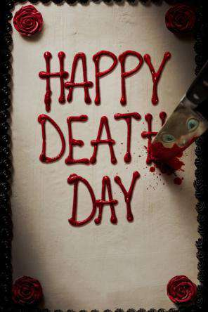 Happy Death Day, Movie on DVD, Horror