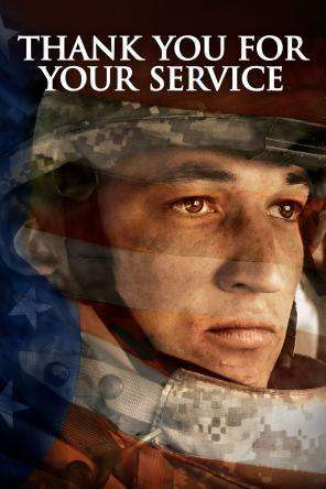 Thank You For Your Service, On Demand Movie, Drama