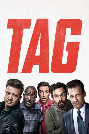 Tag, Movie on BluRay, Comedy