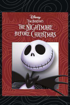 The Nightmare Before Christmas, Movie on DVD, Family Movies, Seasonal