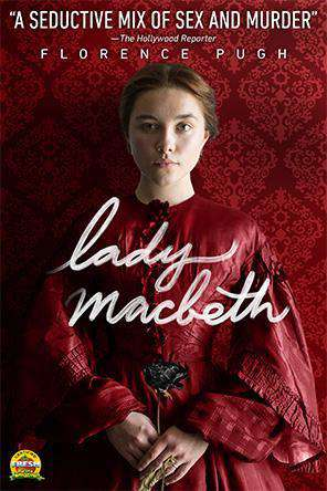 Lady Macbeth, Movie on DVD, Drama
