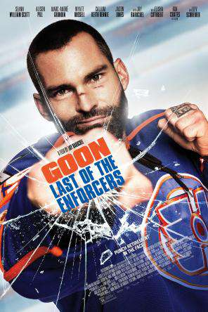Goon: Last of the Enforcers, Movie on DVD, Comedy