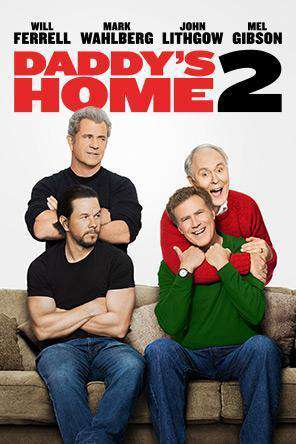 Daddy's Home 2, Movie on DVD, Comedy